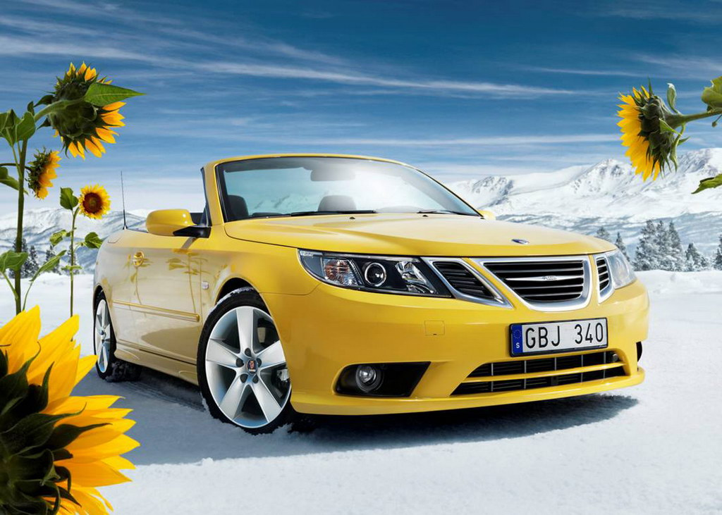Saab cabriolet photo - 3