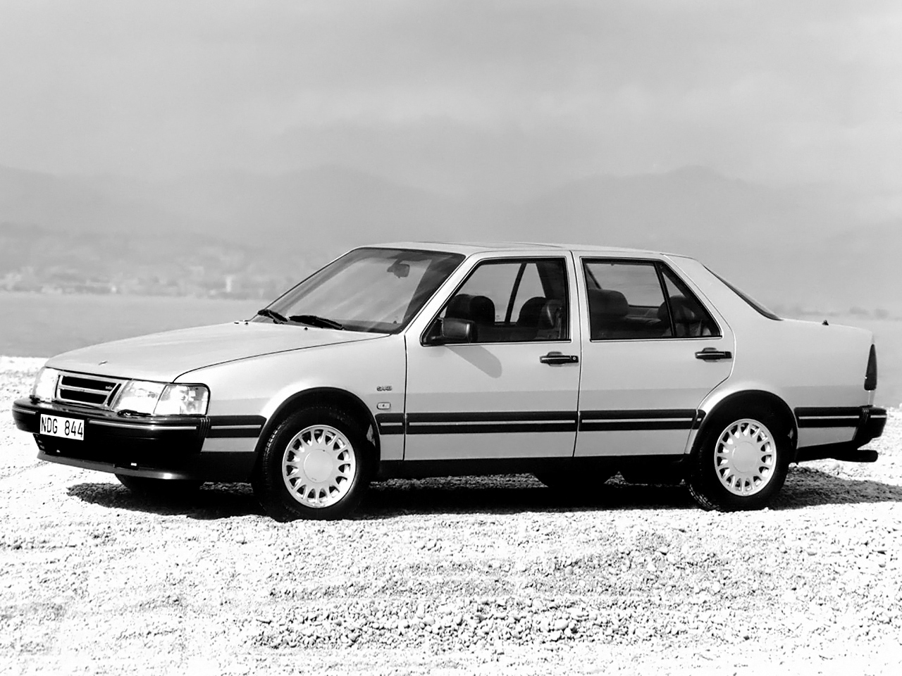 Saab cd photo - 3