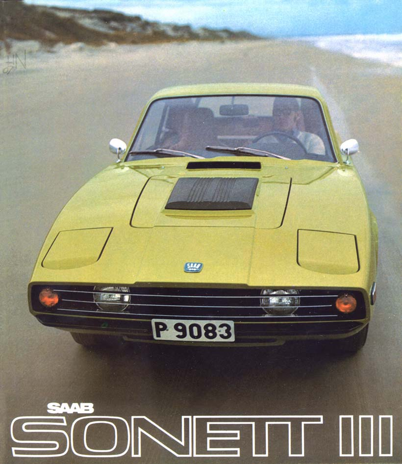 Saab sonet photo - 3