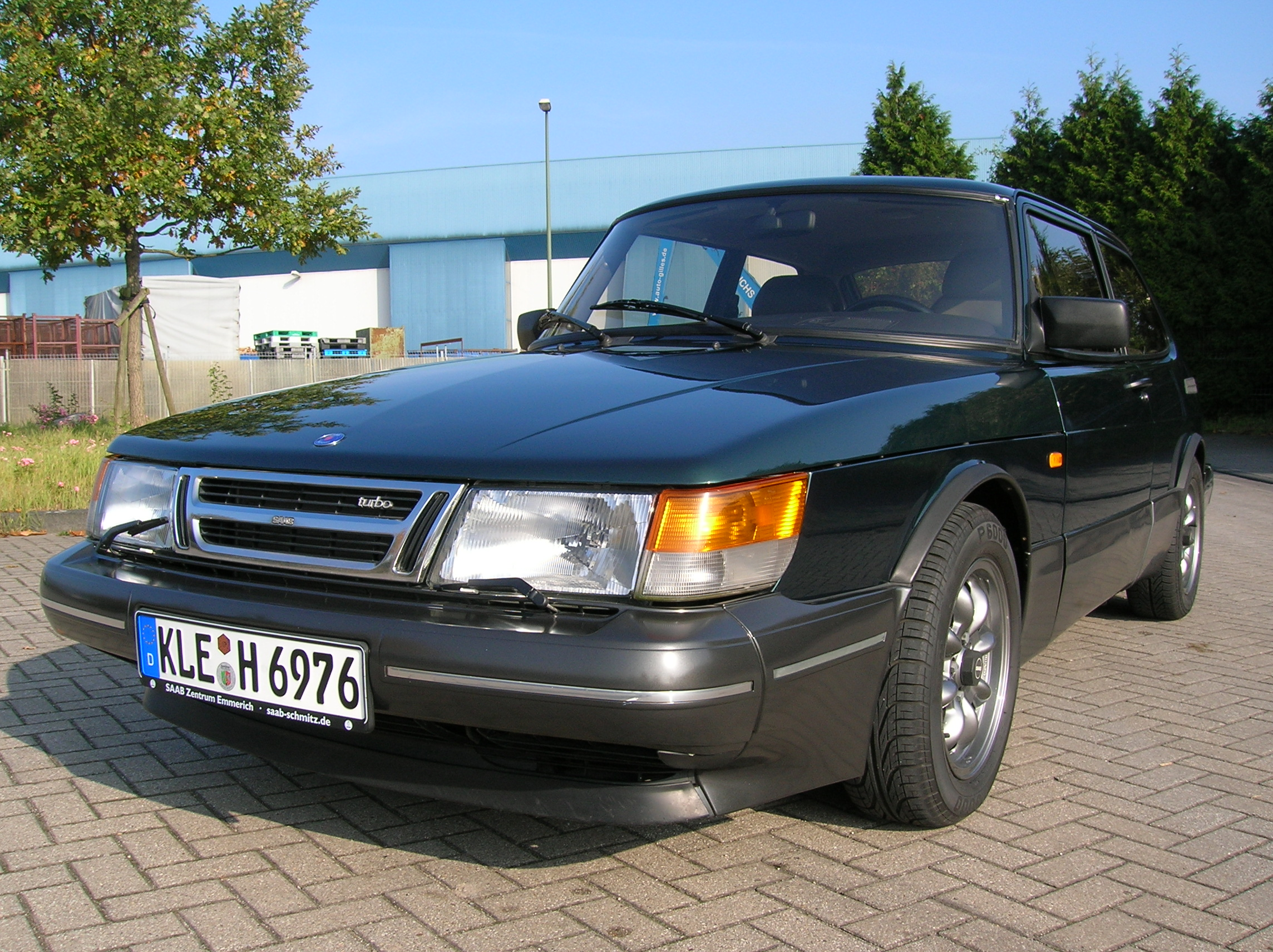 Saab turbo photo - 1
