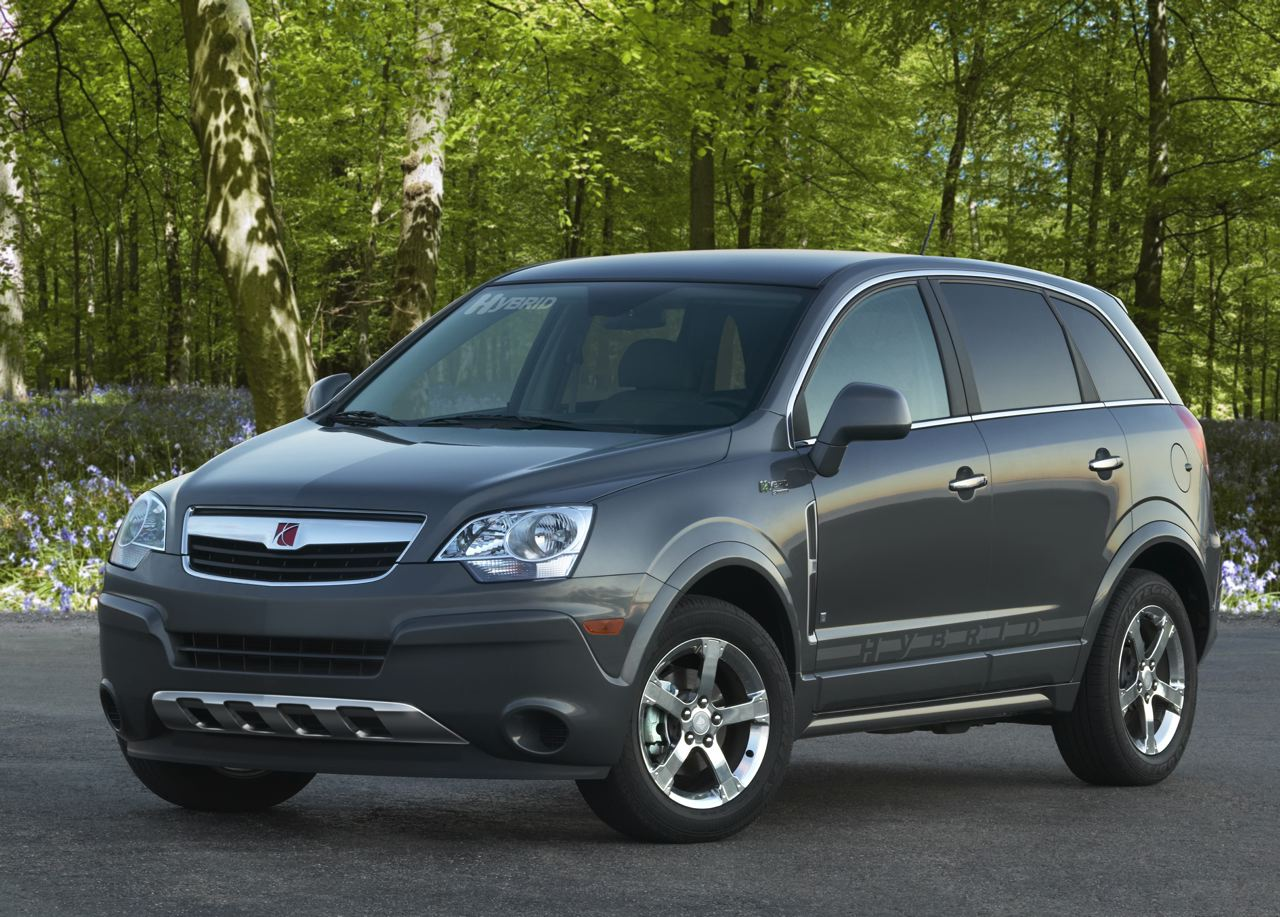 Saturn vue photo - 1