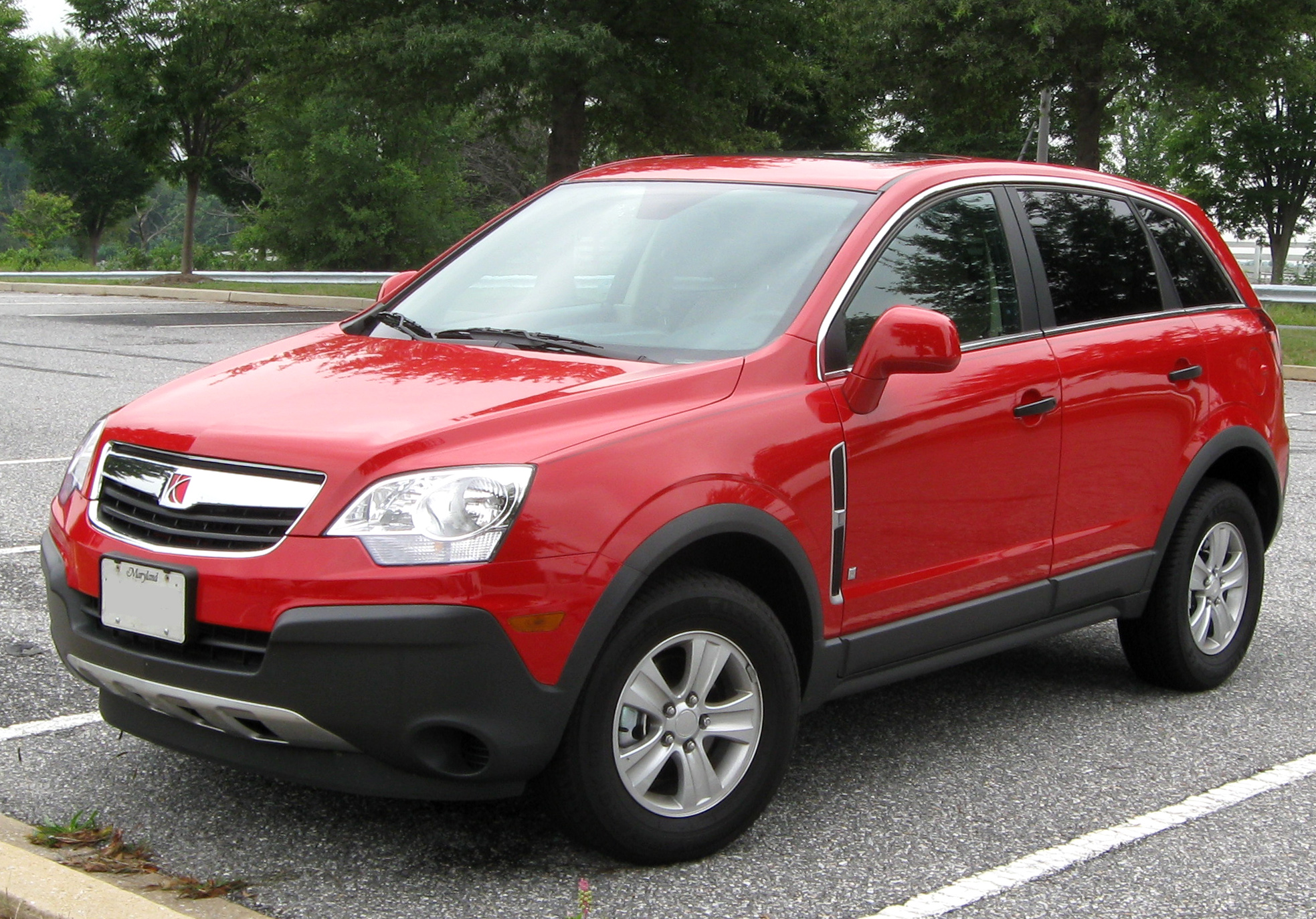 Saturn vue photo - 3