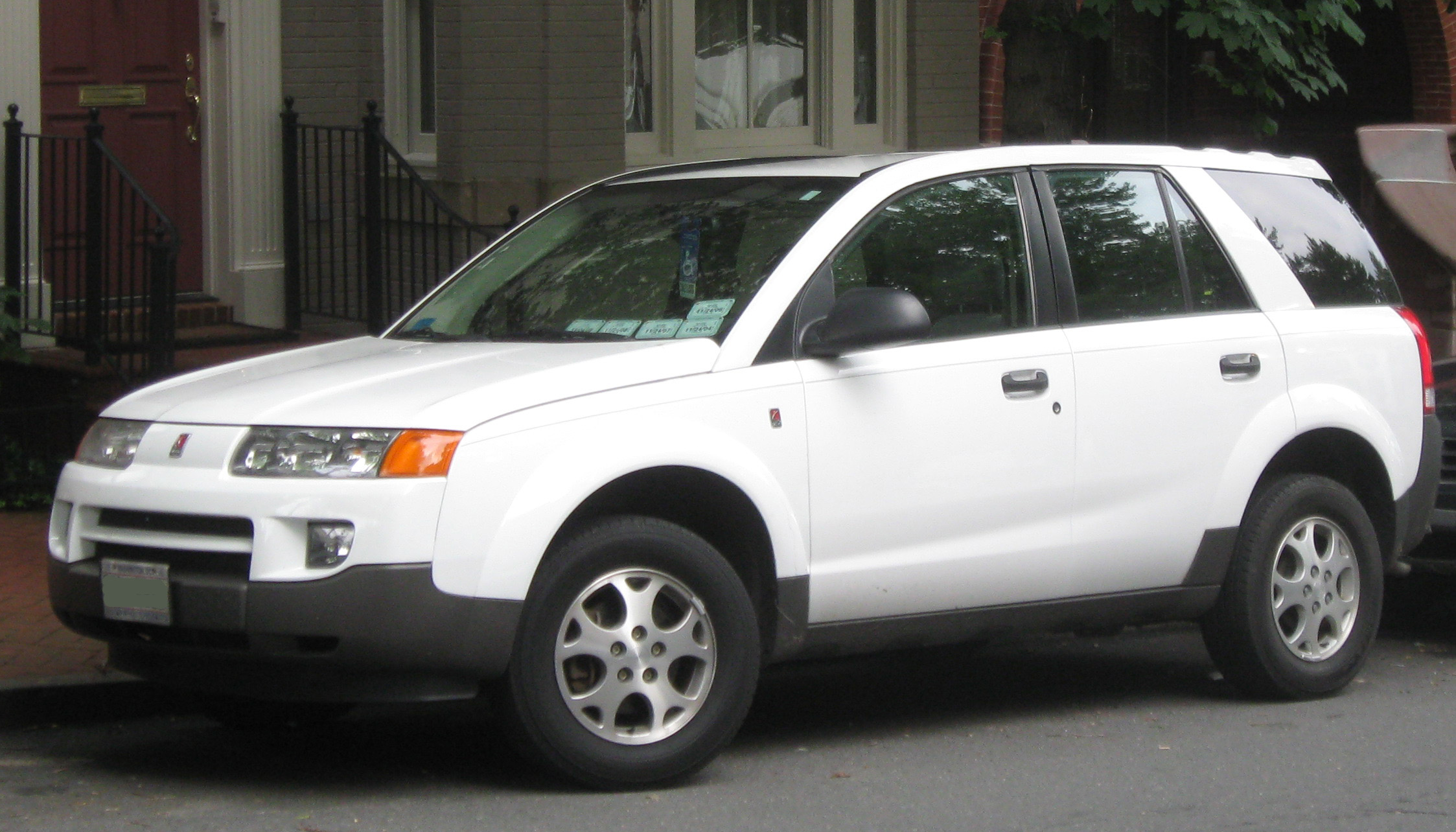 Saturn vue photo - 4