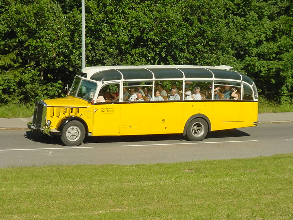 Saurer bus photo - 1