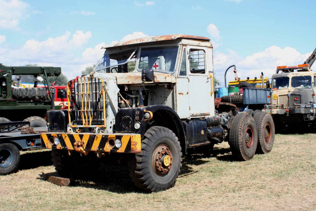 Scammell constructor photo - 4