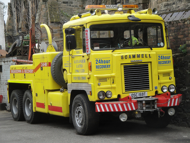 Scammell crusader photo - 1