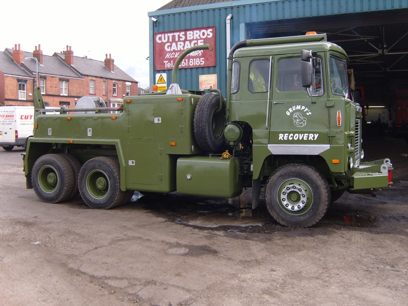 Scammell crusader photo - 3