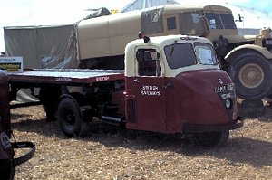 Scammell scarab photo - 1