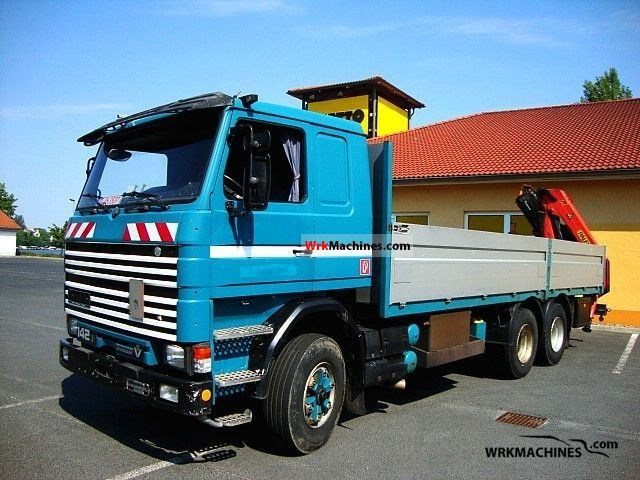 Scania 2-series photo - 3