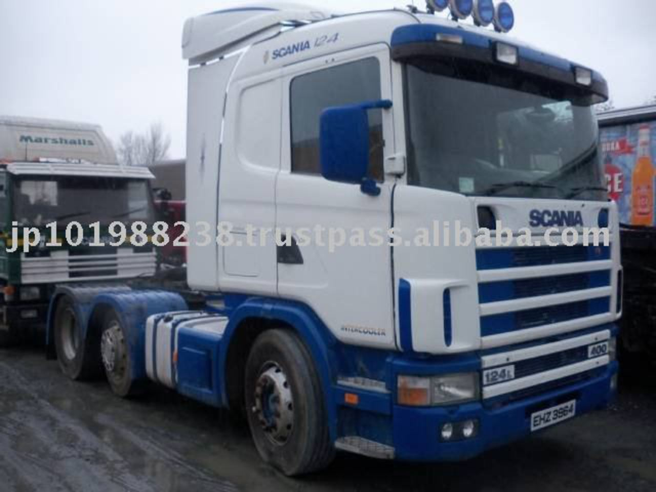 Scania cl94 photo - 4