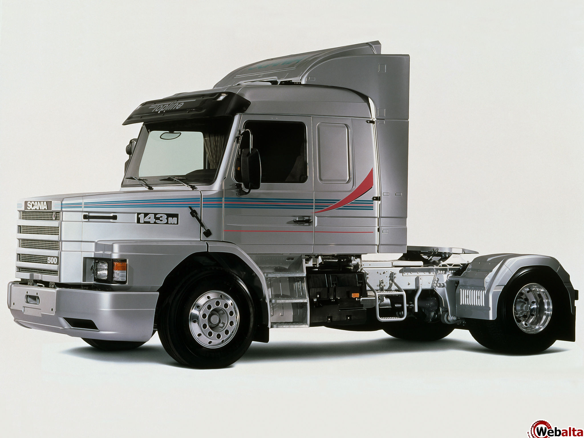 Scania k-series photo - 1