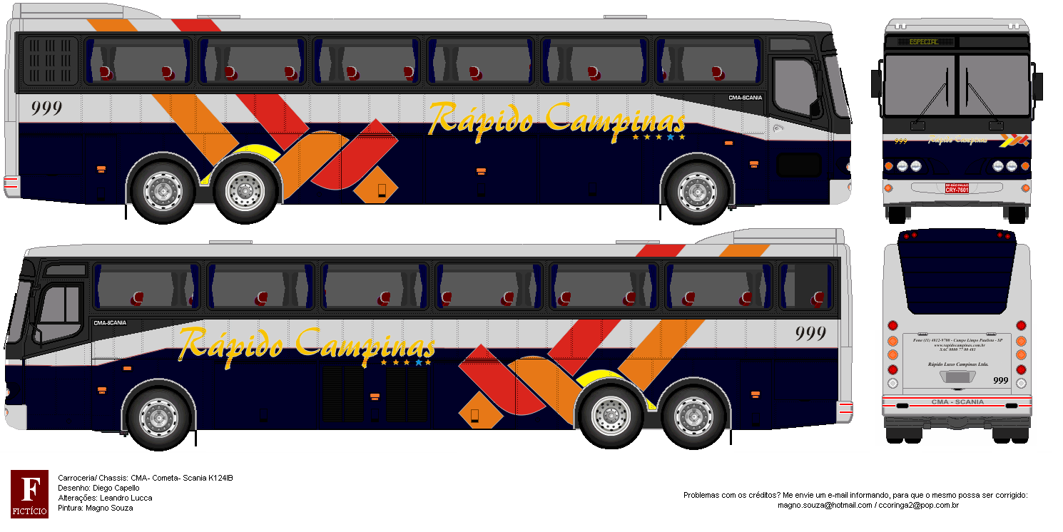 Scania k124ib photo - 4