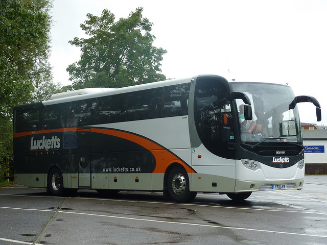 Scania omniexpress photo - 4