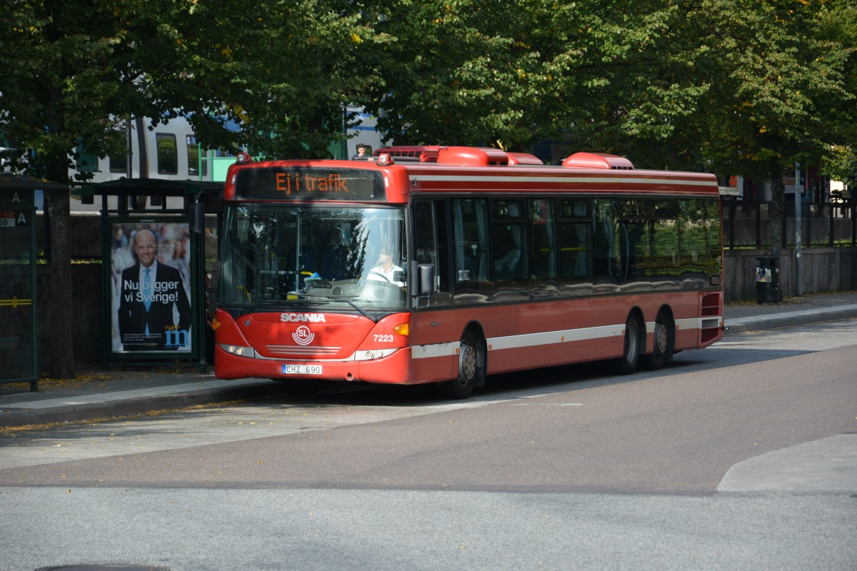 Scania omnilink photo - 3