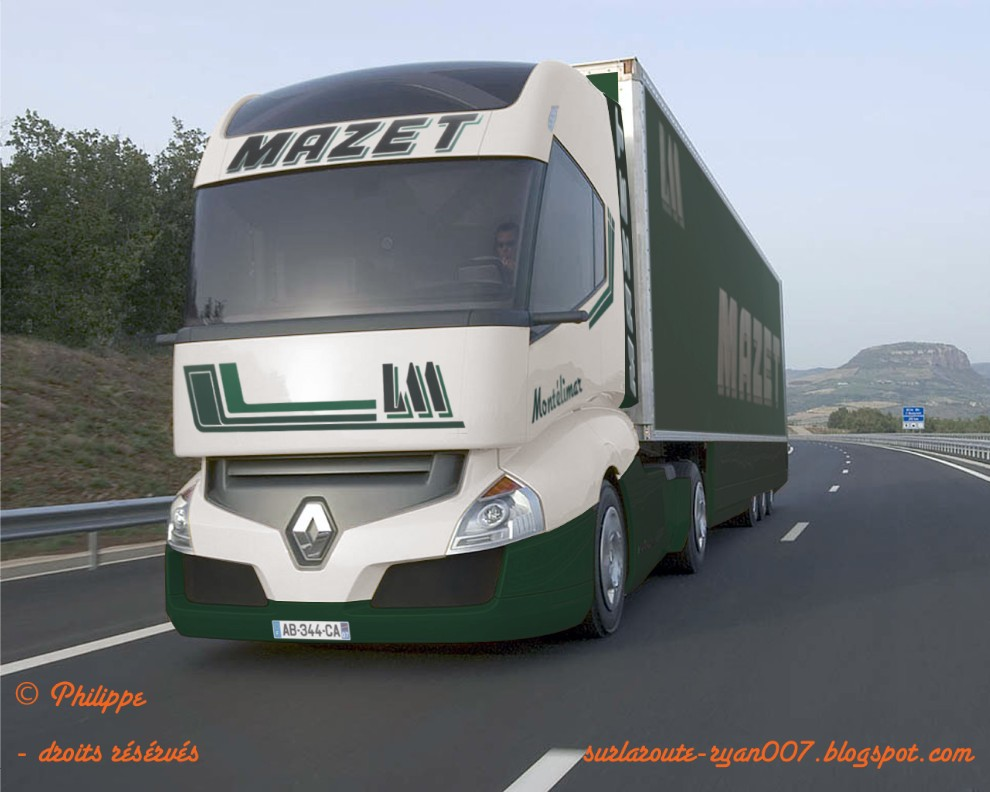 Scania prototype photo - 4