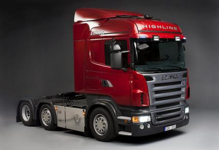Scania r-series photo - 2
