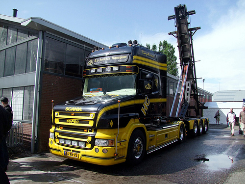 Scania t-series photo - 2