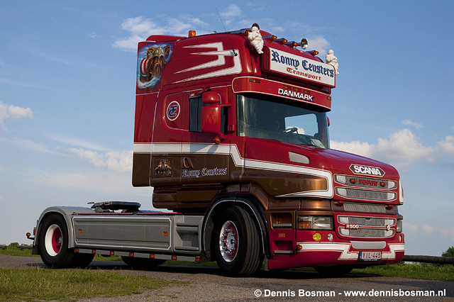 Scania t-series photo - 3