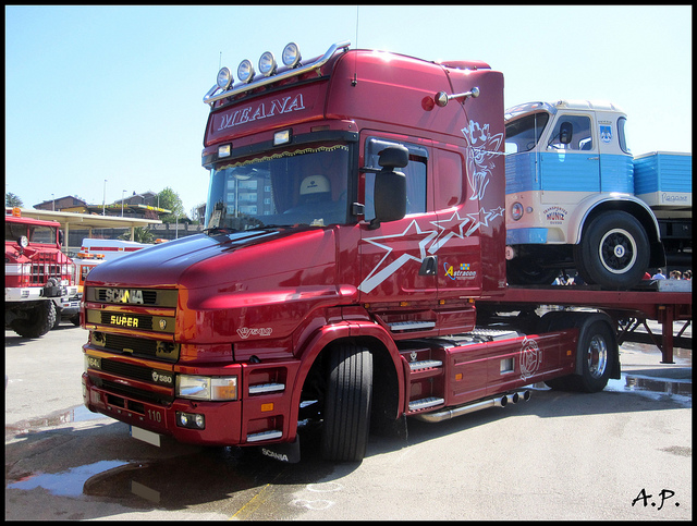 Scania t-series photo - 4