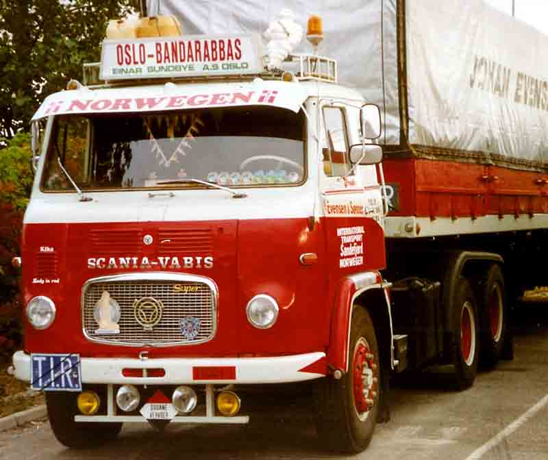 Scania vabis photo - 1