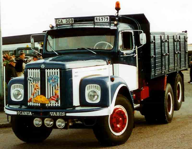 Scania vabis photo - 2