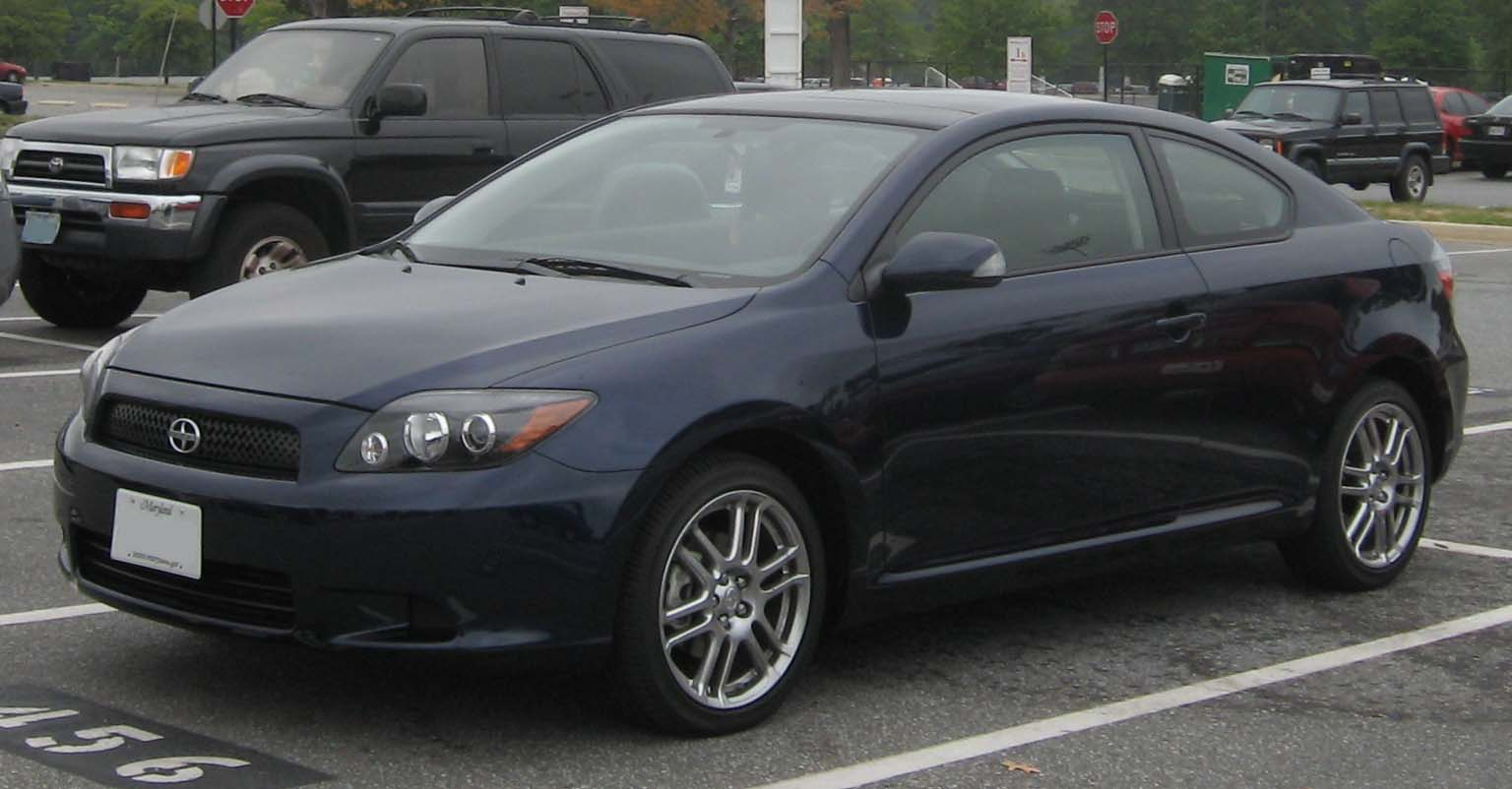 Scion tc photo - 2