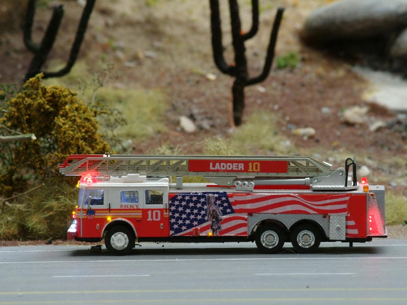 Seagrave ladder photo - 1