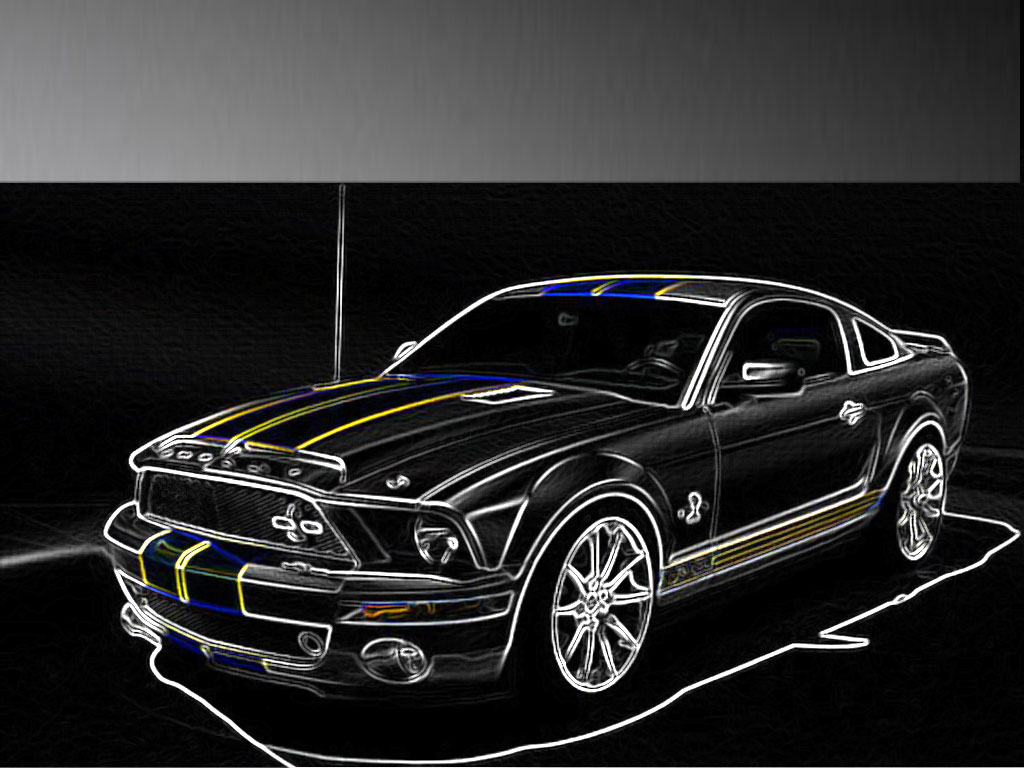 Shelby gt500kr photo - 1