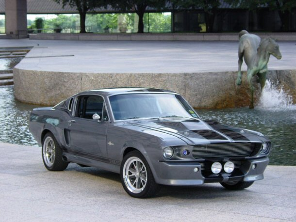 Shelby gt500kr photo - 2