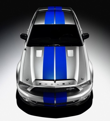 Shelby gt500kr photo - 3
