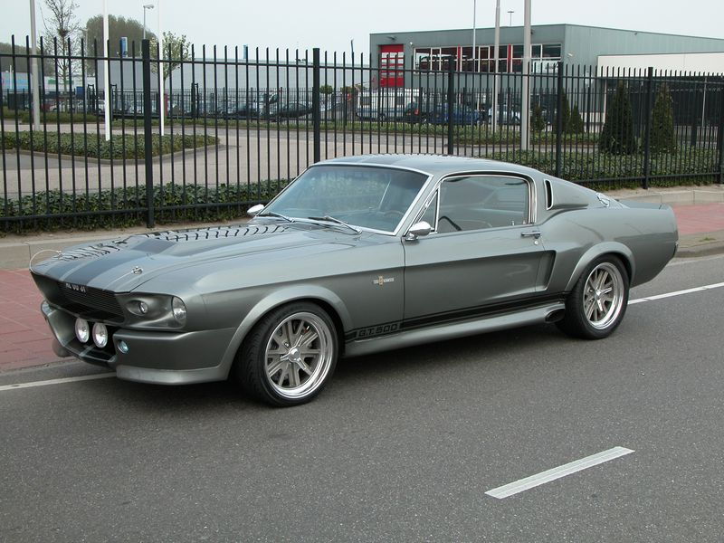 Shelby mustang photo - 1