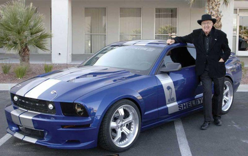 Shelby mustang photo - 3