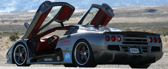 Shelby supercars photo - 2