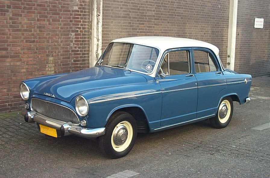 Simca coupé photo - 2