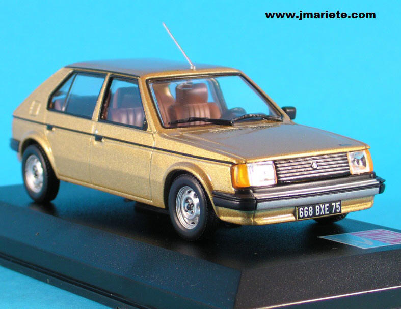 Simca horizon photo - 2