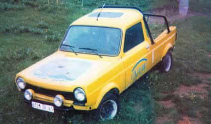 Simca vf1 photo - 2