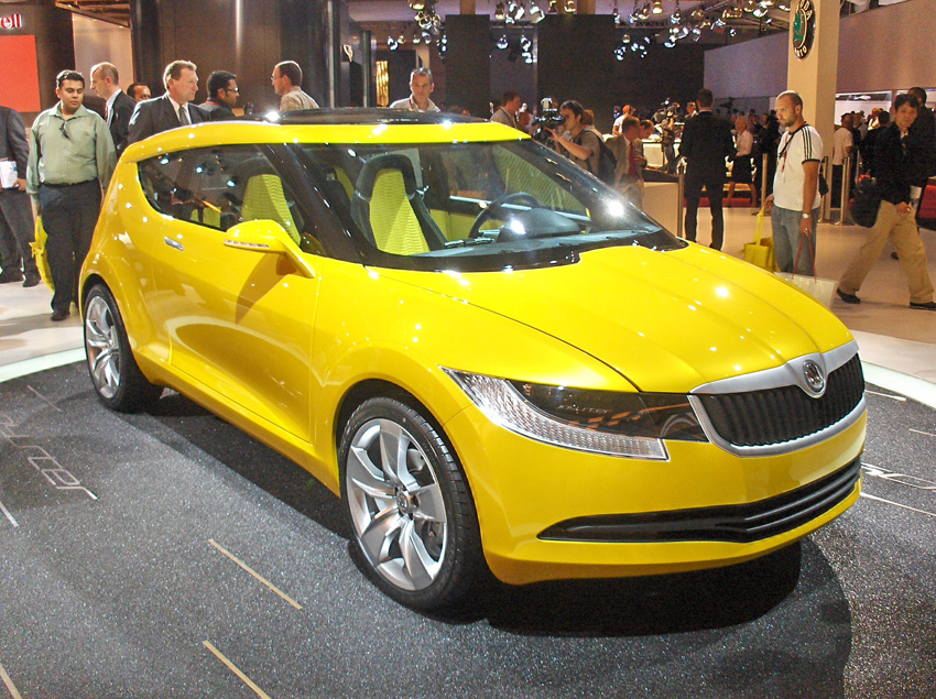 Skoda joyster photo - 1