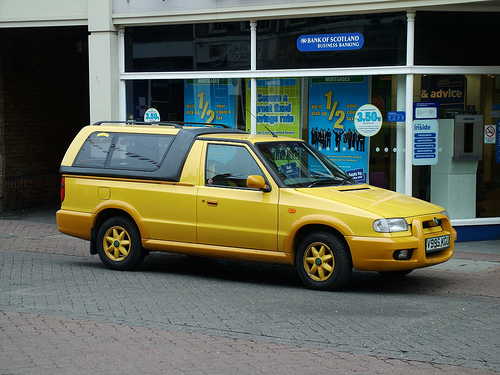 Skoda pick-up photo - 3