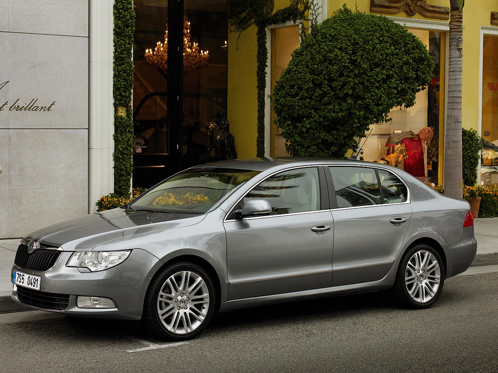 Skoda superb photo - 4