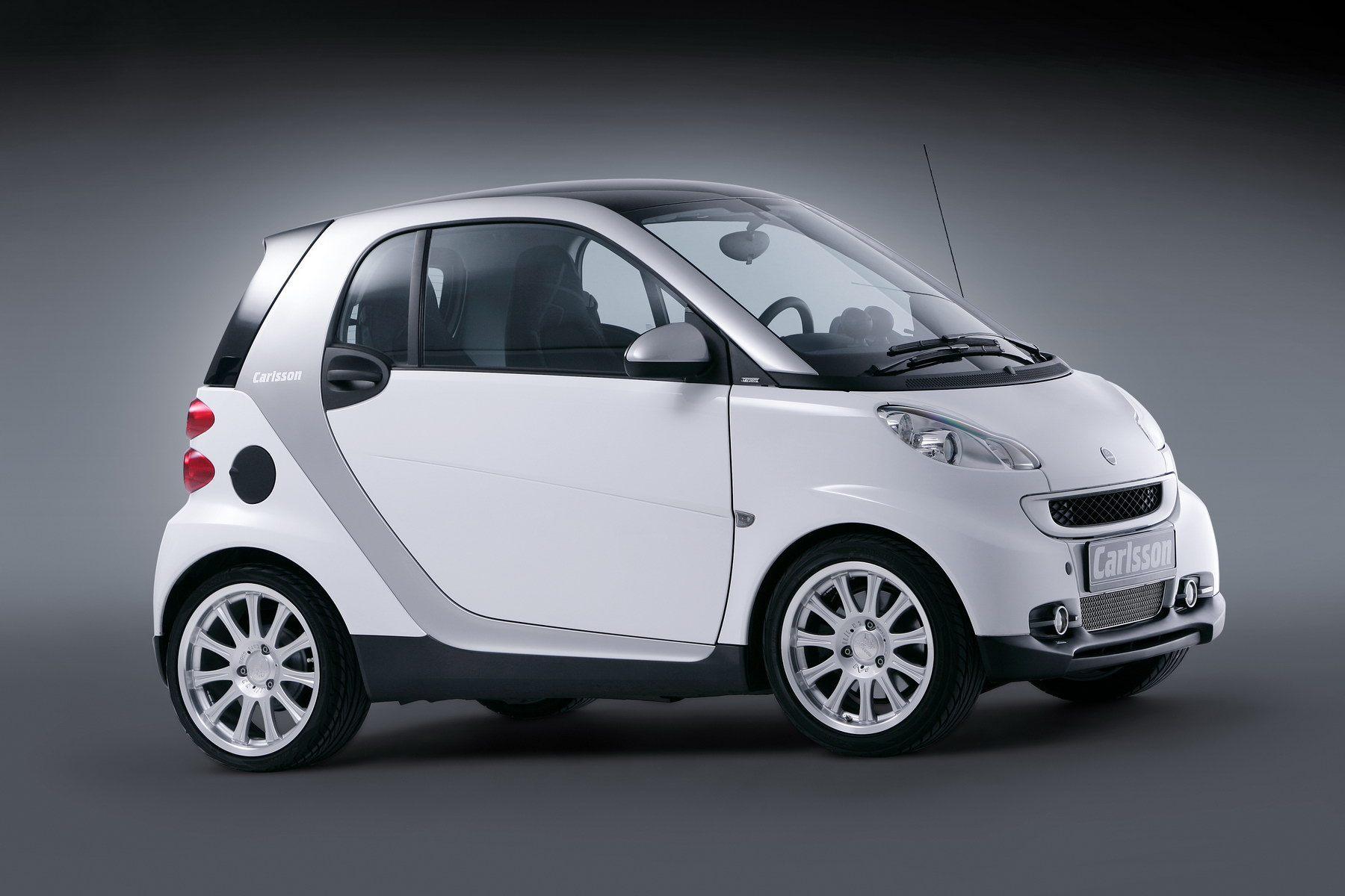 Smart coupe photo - 3