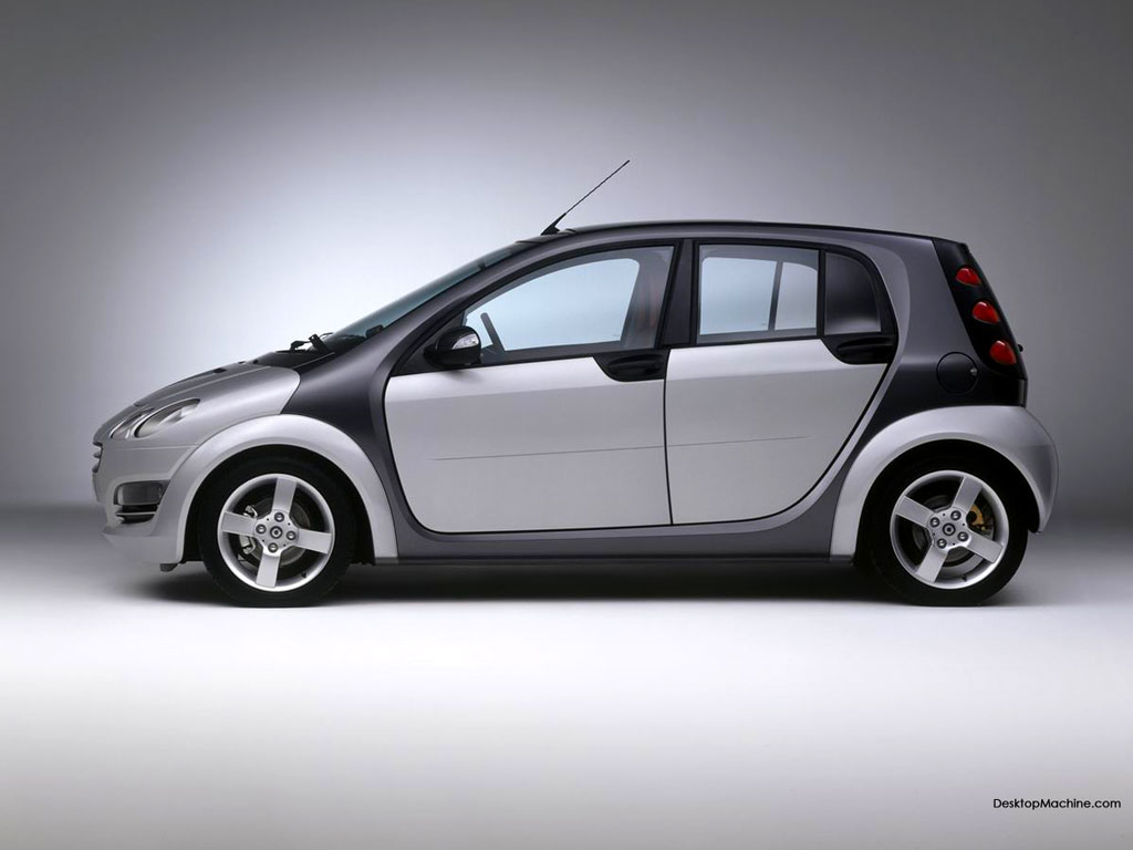 Smart forfour photo - 4