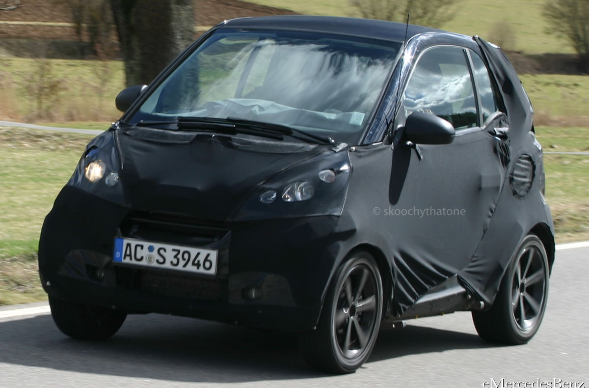 Smart fortwo photo - 1