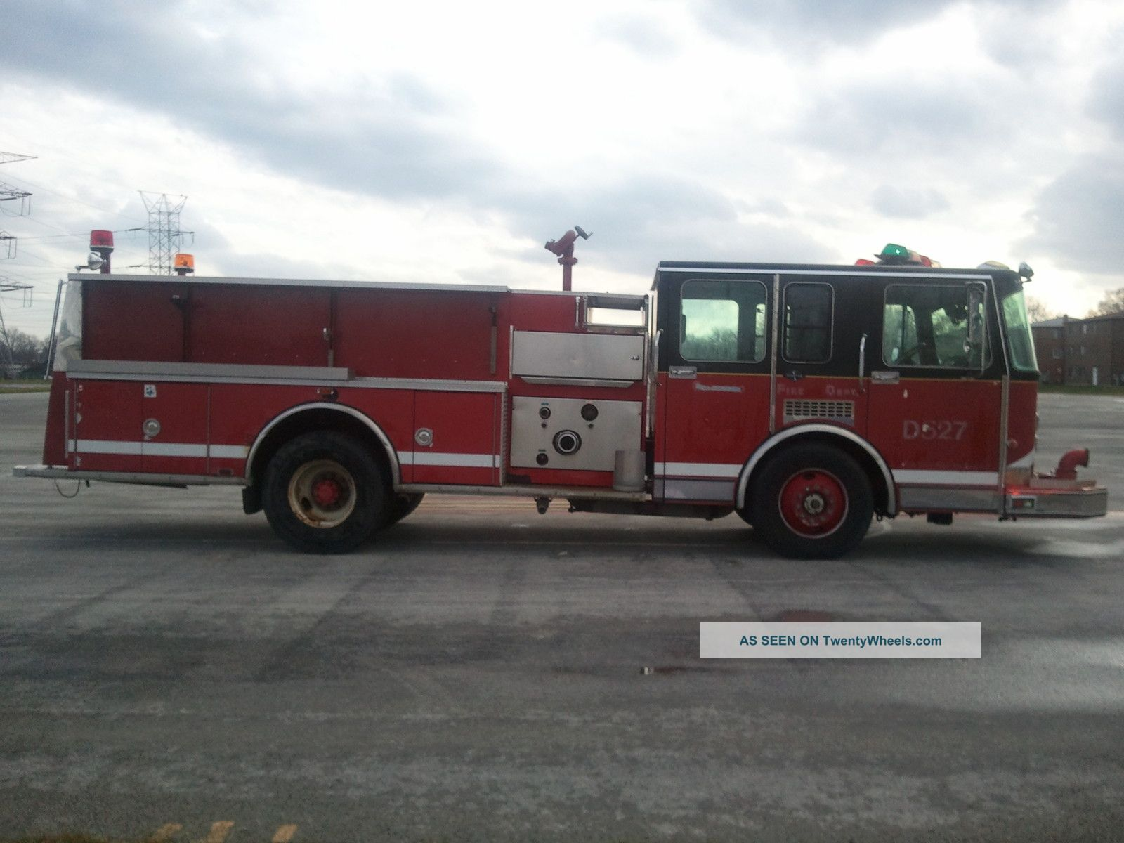 Spartan pumper photo - 1