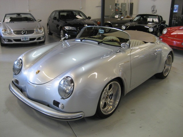 Speedster body photo - 4