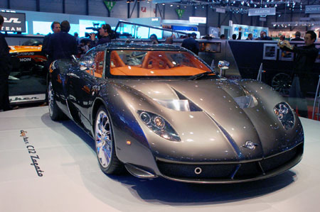 Spyker c12 photo - 1