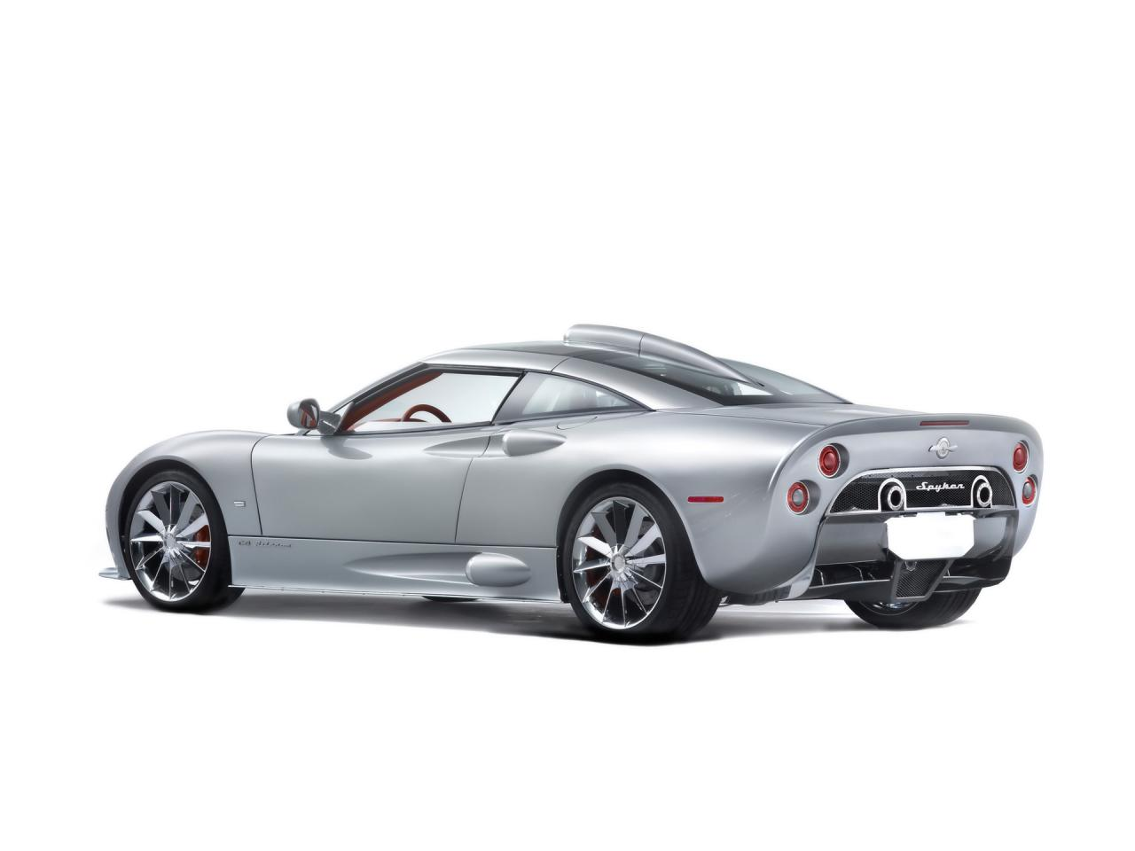 Spyker c12 photo - 3