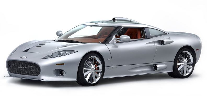 Spyker c12 photo - 4