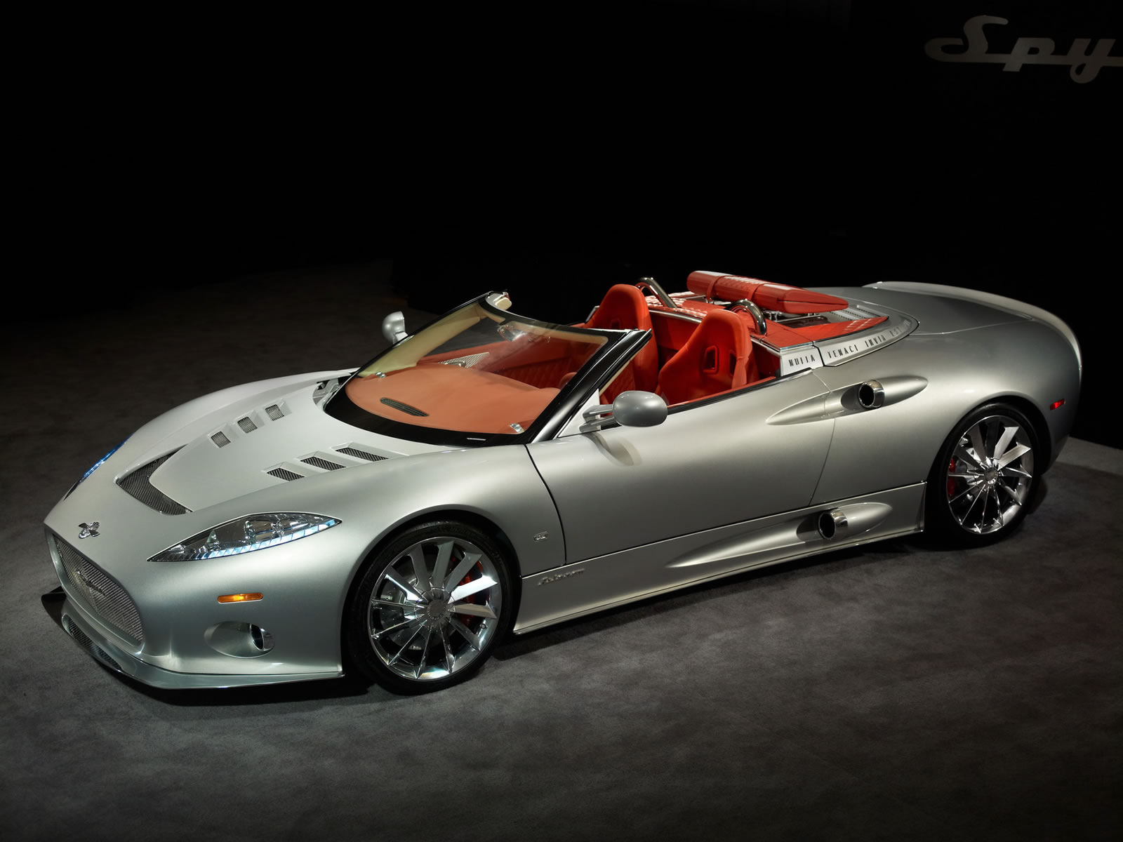 Spyker c8 photo - 4