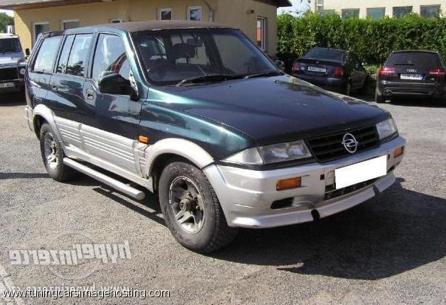 Ssangyong 2.9 photo - 3