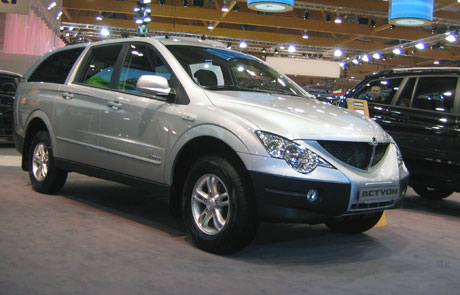 Ssangyong 2.9 photo - 4